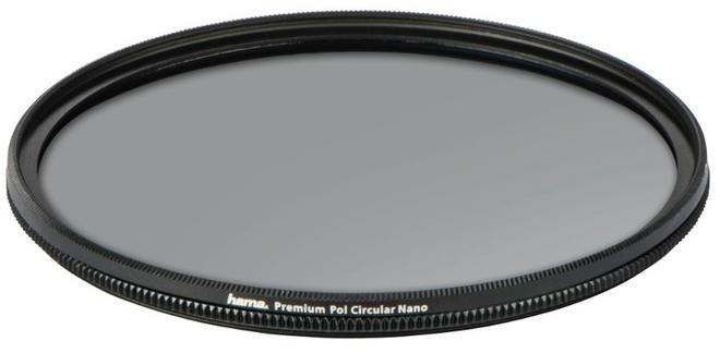"00077204 Pol-Filter ""Premium"" cir Nano super-coated: 18 Schichten Wide 49mm"