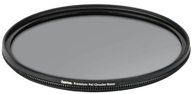 "00077206 Pol-Filter ""Premium"" cir Nano super-coated: 18 Schichten Wide 55mm"