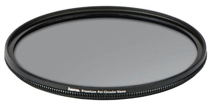 "00077207 Pol-Filter ""Premium"" cir Nano super-coated: 18 Schichten Wide 58mm"