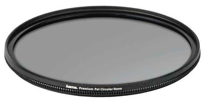 "00077208 Pol-Filter ""Premium"" cir Nano super-coated: 18 Schichten Wide 62mm"