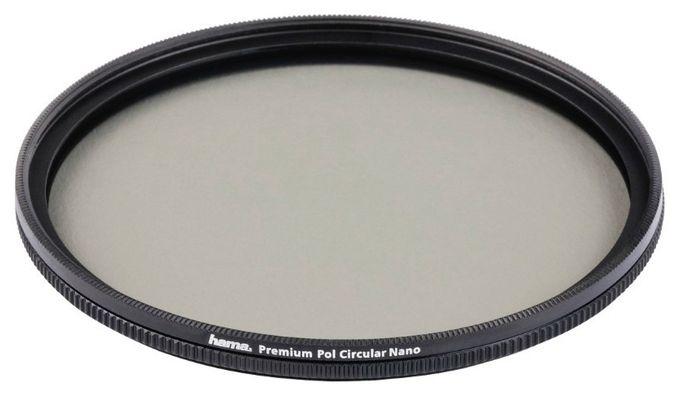 "00077210 Pol-Filter ""Premium"" cir Nano super-coated: 18 Schichten Wide 72mm"