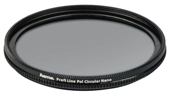 "77104 Pol-Filter ""Profi Line"" cir Nano multi-coated: 16 Schichten Wide 58mm"