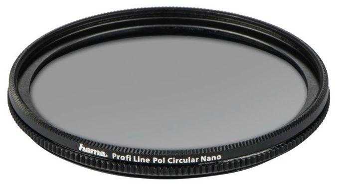 "77105 Pol-Filter ""Profi Line"" cir Nano multi-coated: 16 Schichten Wide 62mm"