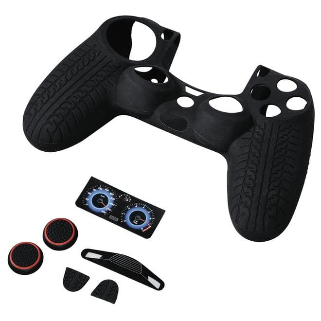 054490 Racing Set 7in1-Paket Schutz-Set PlayStation 4