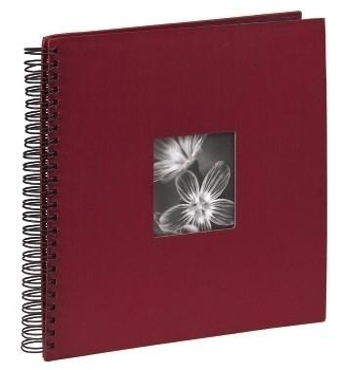 "00090144 Spiral-Album ""Fine Art"" 36x32cm 50 e Seiten"