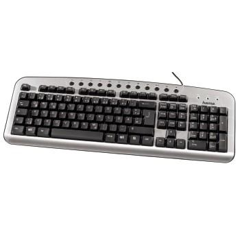 "113710 Gaming-Keyboard ""uRage Lethality"""