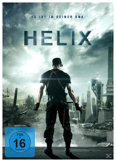 Helix - Es ist in Deiner DNA (DVD)