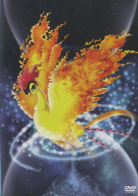 Hinotori - The Phoenix - Chapter of Dawn (DVD)