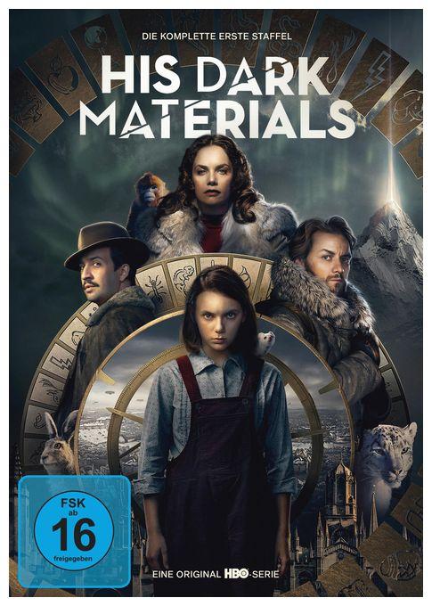 His Dark Materials: Die komplette 1. Staffel (DVD)