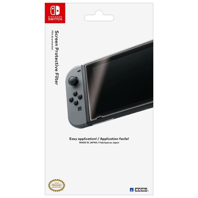NSW-030U Displayschutz-Set Nintendo Switch
