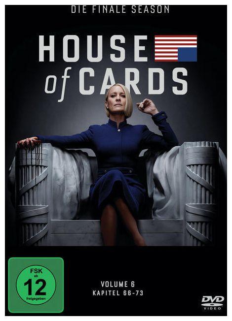 House of Cards - Die finale Season (DVD)