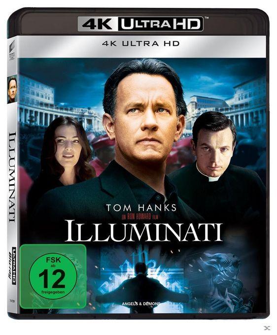 Illuminati (4K Ultra HD BLU-RAY)