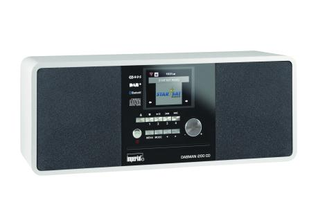 Imperial Dabman i200 CD Payer DAB+,FM,UKW Radio
