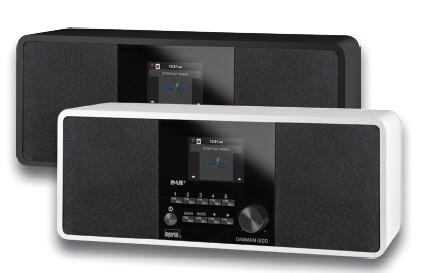 Imperial Dabman i200 Internetradio DAB+ RDS-UKW USB AUX-IN