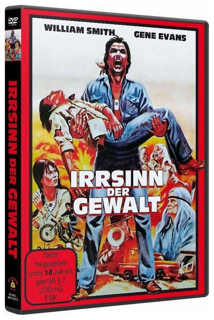 Irrsinn Der Gewalt (DVD)