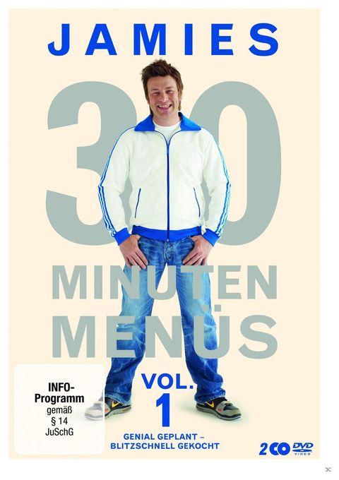 Jamies 30 Minuten Menüs Vol. 1 (DVD)