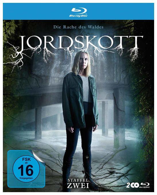 Jordskott - Die Rache des Waldes: Staffel 2 - 2 Disc Bluray (BLU-RAY)