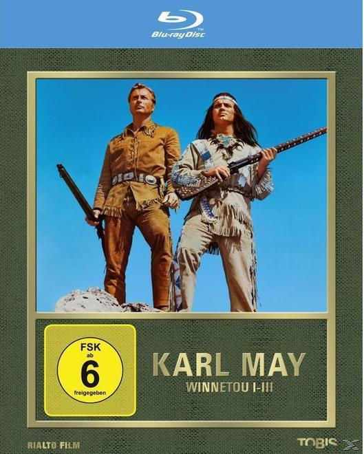 Karl May - Box 3 BLU-RAY Box (BLU-RAY)