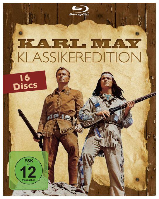 Karl May Klassikeredition Classic Edition (BLU-RAY)