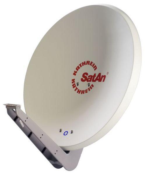 CAS 90ws Offset-Parabolantennen 90cm Aluminiumreflektor