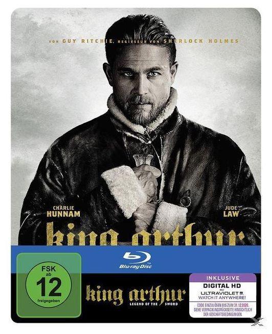 King Arthur: Legend of the Sword Steelbook (BLU-RAY)