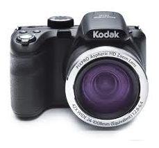Pixpro AZ421 16 MP  Bridgekamera 42x Opt. Zoom (Schwarz)