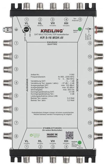 KR 5-16 MSK-III