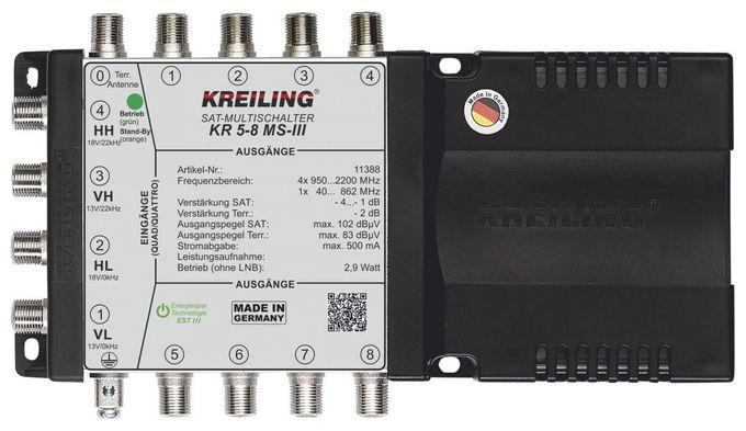 KR 5-8 MS-III