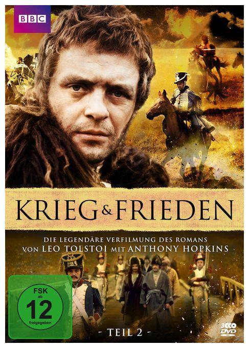 Krieg und Frieden - Teil 2 (DVD)
