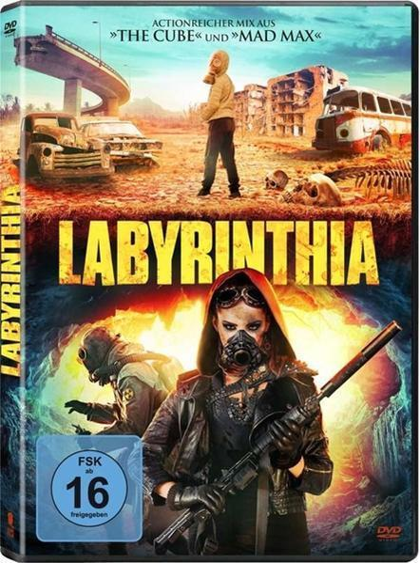 Labyrinthia (DVD)