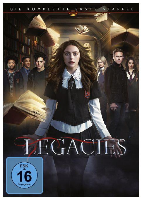 Legacies - 1. Staffel DVD-Box (DVD)