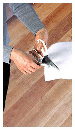 71708 Bügeltisch-Polsterung zum Zuschneiden für Bügelflächen bis 140x45cm