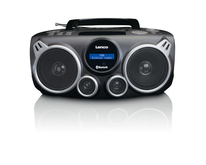SCD-685 portables DAB+/FM Radio CD Bluetooth USB SD-Kartenleser