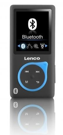 Xemio-768 Bluetooth MP3-Player 4,5cm/1,8'' E-Bookfunktion