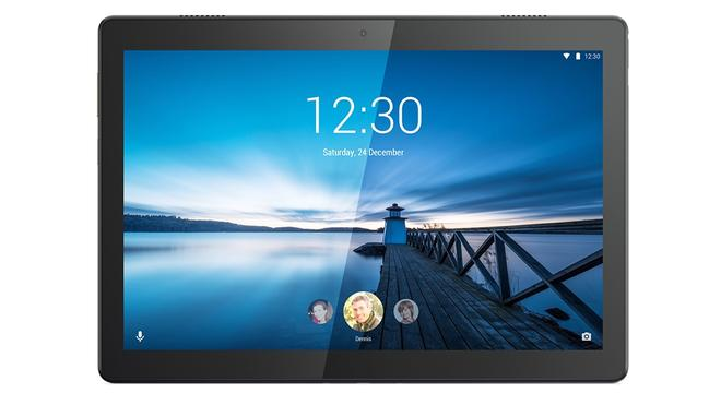Tab M10 32 GB Tablet 25,6 cm (10.1 Zoll) 2,0 GHz Android 5 MP (Schwarz)