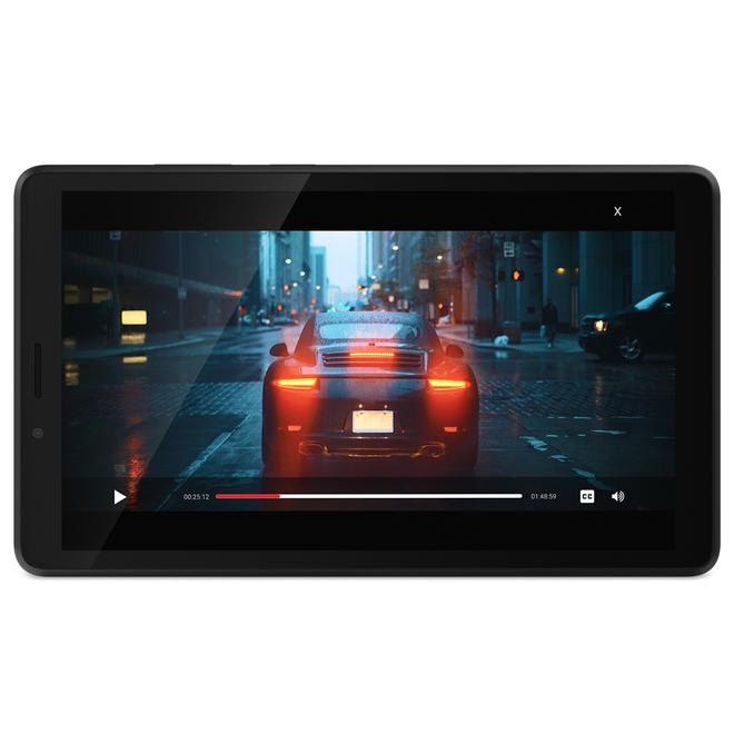 Tab M7 16 GB Tablet 17,8 cm (7 Zoll) 1,3 GHz Android 2 MP (Schwarz)