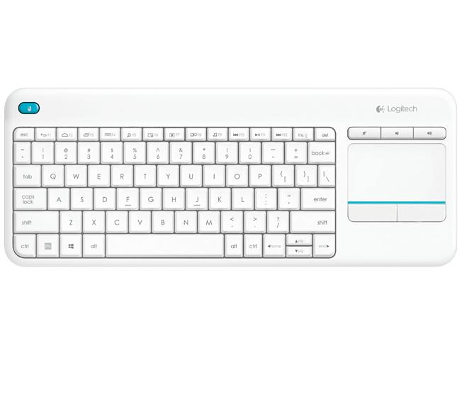 K400 Plus Home Tastatur