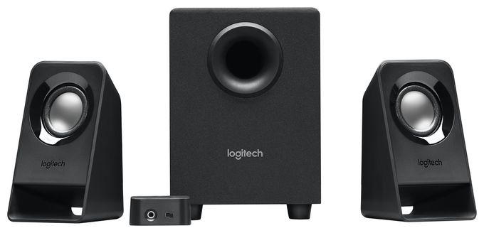 Z213 Multimedia Speaker System Kopfhörerbuchse