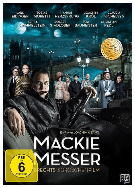 Mackie Messer – Brechts Dreigroschenfilm (DVD)