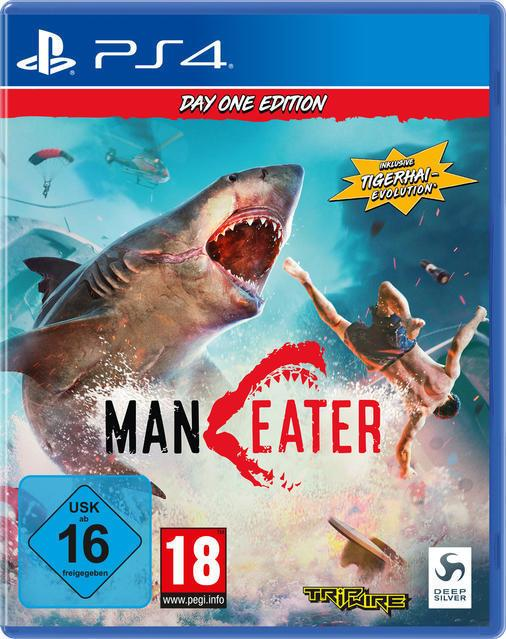 Maneater Day One Edition (PlayStation 4)