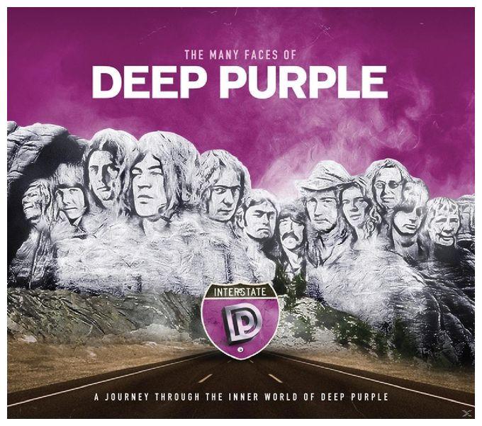 MANY FACES OF DEEP PURPLE (Deep Purple)