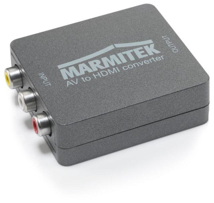 Connect AH31 RCA / SCART auf HDMI Konverter
