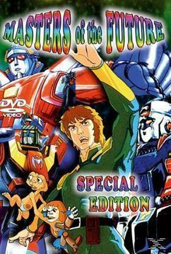 Masters of the Future - Special Edition Box (DVD)