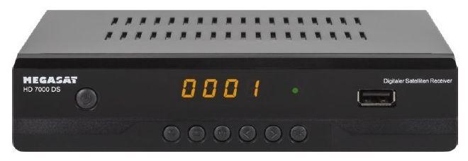 HD7000 DS USB 12V Timer Teletext Fernbedienung