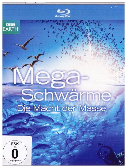 Megaschwärme - Die Macht der Masse (BLU-RAY)