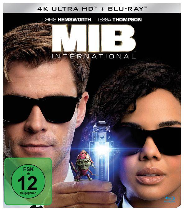 Men in Black: International (4K Ultra HD BLU-RAY + BLU-RAY)