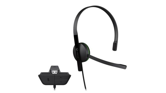 S5V-00015 Chat Headset Xbox One verstellbarer Mikrofonbügel