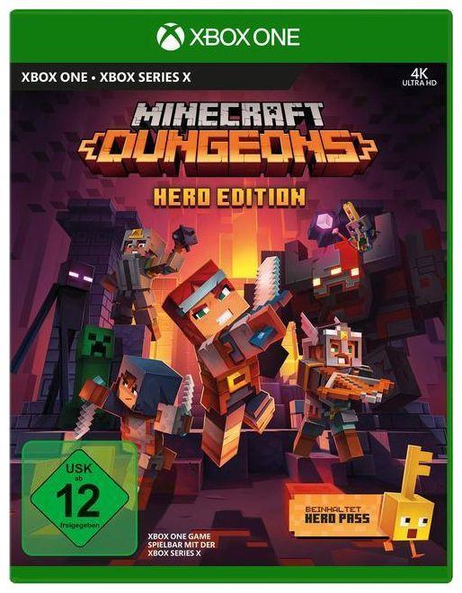 Minecraft Dungeons (Hero Edition) (Xbox One)