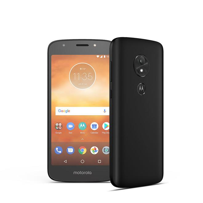Moto E5 Play Smartphone 13,46cm/5,3'' Android 8.0 8MP 16GB Dual-SIM