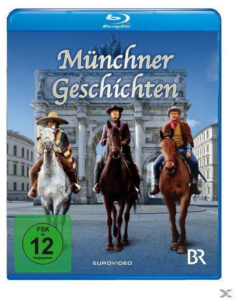 Münchner Geschichten Folgen 1-9 (BLU-RAY)